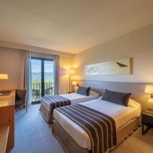 Hotel Montañá habitaciones